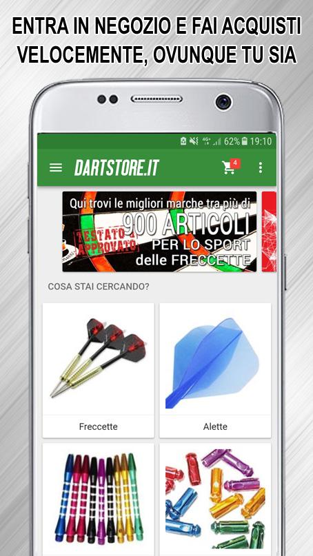 DartStore.it APP