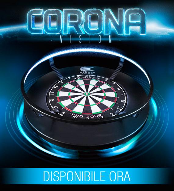 corona vision light freccette