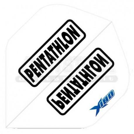 Alette per freccette PenTathlon X180 - Bianche Pentathlon