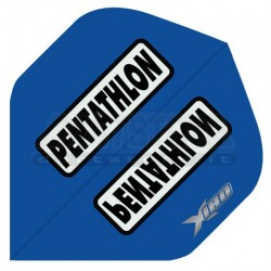 Alette per freccette PenTathlon X180 - Blu Pentathlon