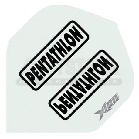 Alette per freccette PenTathlon X180 - Trasparenti Pentathlon