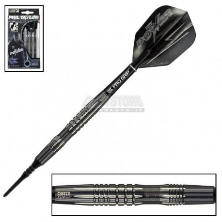 Phil Taylor Power 8zero Black - 20 g.