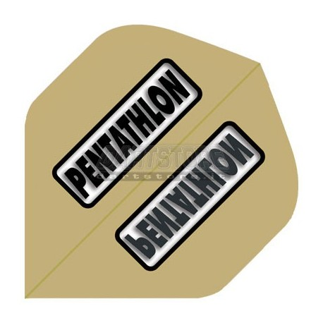 Alette per freccette PenTathlon - Oro Pentathlon
