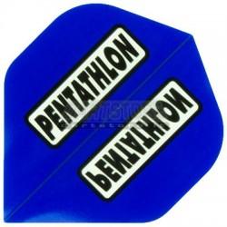 Alette per freccette PenTathlon - Blu Pentathlon