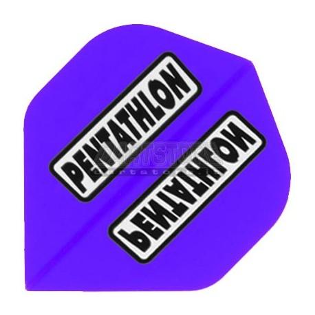 Alette per freccette PenTathlon - Viola Pentathlon