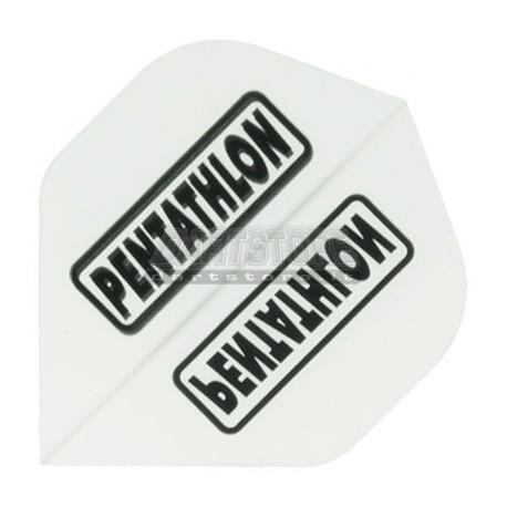Alette per freccette PenTathlon - Trasparenti Pentathlon
