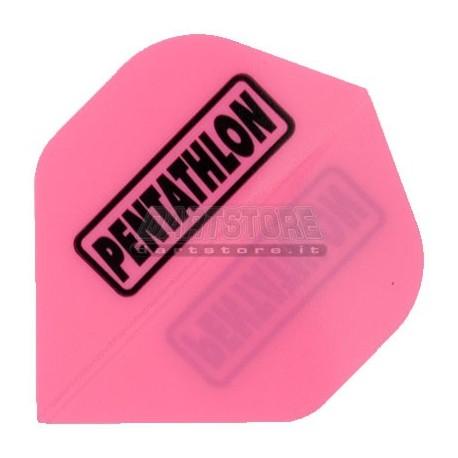 Alette per freccette PenTathlon - Rosa fluo Pentathlon