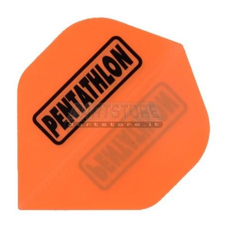 Alette per freccette PenTathlon - Arancio fluo Pentathlon