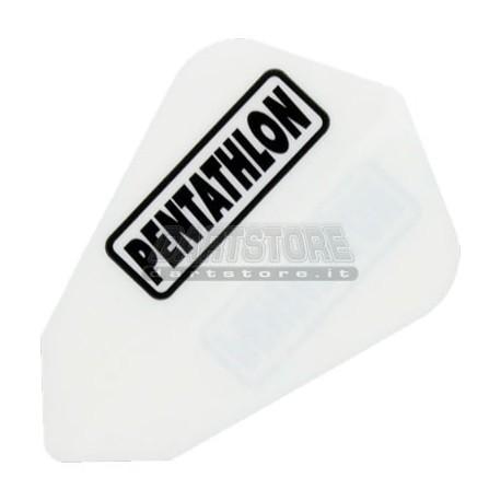 Alette per freccette PenTathlon Lantern - Bianche Pentathlon