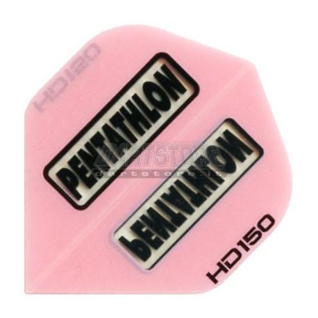 Alette per freccette PenTathlon HD150 - Rosa Pentathlon