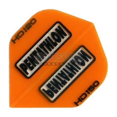 Alette per freccette PenTathlon HD150 - Arancio Pentathlon