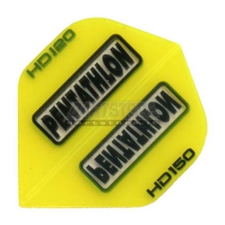 Alette per freccette PenTathlon HD150 - Gialle Pentathlon