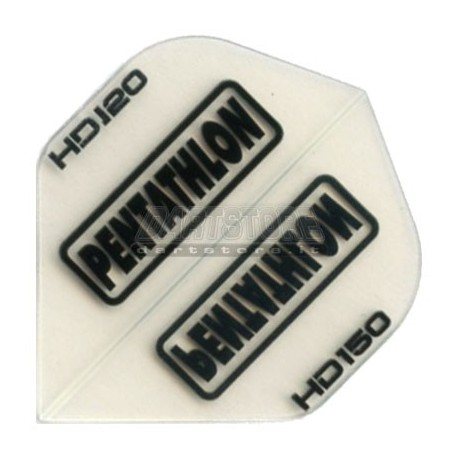Alette per freccette PenTathlon HD150 - Trasparente Pentathlon