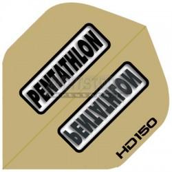 Alette per freccette PenTathlon HD150 - Oro Pentathlon