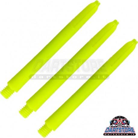 Astine per freccette Nylon Fluo - CORTI - Gialli DartStore.it