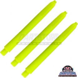 Astine per freccette Nylon Fluo - MEDI - Gialli DartStore.it