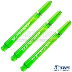 Astine per freccette Nylon Supergrip - CORTI - Verdi Harrows Darts
