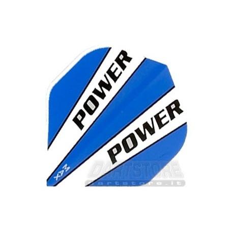 Alette per freccette Maxpower HD150 - Bianche/Blu DartStore.it