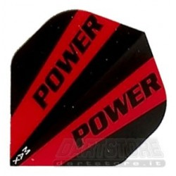 Alette per freccette Maxpower HD150 - Rosse/Nere DartStore.it