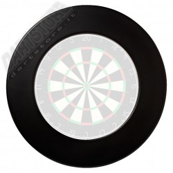 Dartboard Surround - Nero