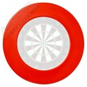 Dartboard Surround - Rosso