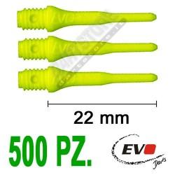 Evo Originali - 500 pz. - Gialle fluo