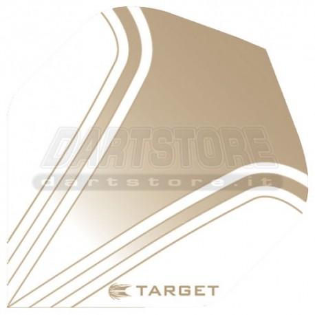 Alette per freccette Target Silica - Beige Target Darts