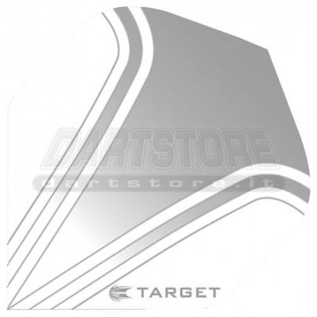 Alette per freccette Target Silica - Grigie Target Darts