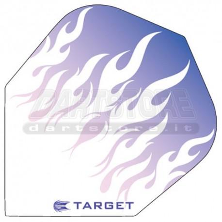 Alette per freccette Target Fiamma - Viola Target Darts