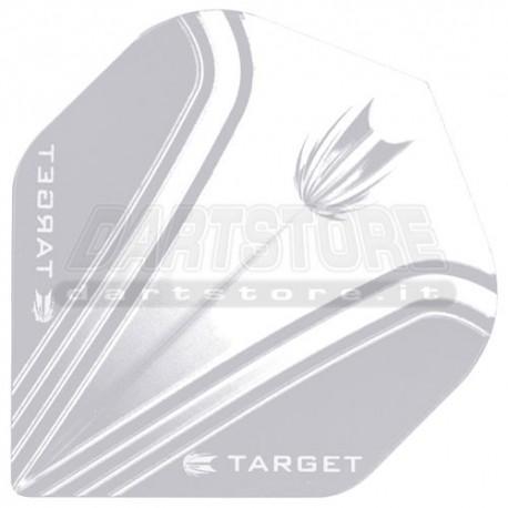 Alette per freccette Target Vision - Bianche Target Darts