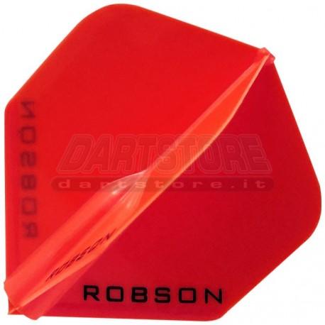 Alette per freccette Robson Plus Standard - rosse Bull's Darts