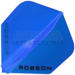 Alette per freccette Robson Plus Standard - blu Bull's Darts