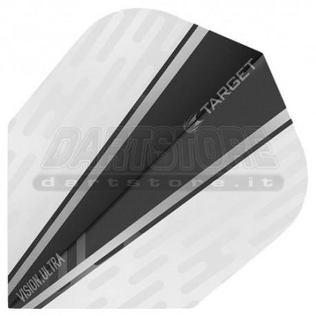 Alette per freccette Target Vision Ultra Wing - Nere Target Darts