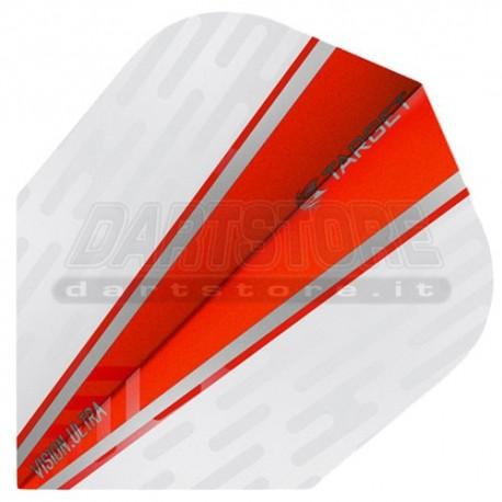 Alette per freccette Target Vision Ultra Wing - Rosse Target Darts