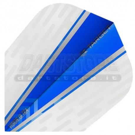 Alette per freccette Target Vision Ultra Wing - Blu Target Darts