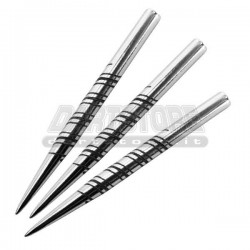 Punte in acciaio SPIRAL-CUT - 32 mm Harrows Darts per freccette steel darts