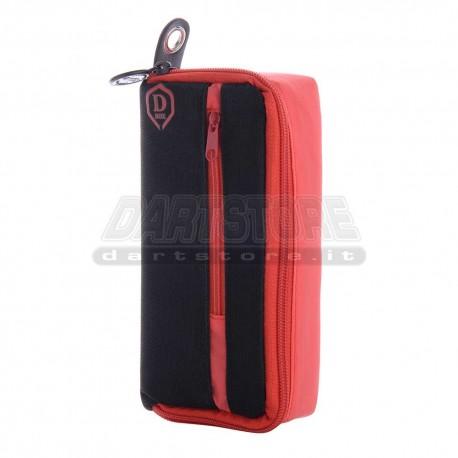 Astuccio per freccette D-Box Mini - rosso One80 Darts