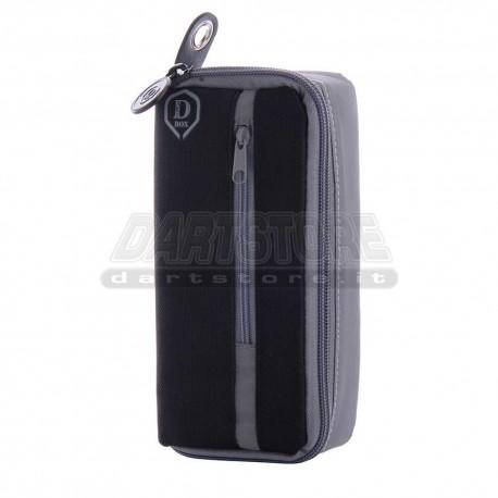 Astuccio per freccette D-Box Mini - grigio One80 Darts
