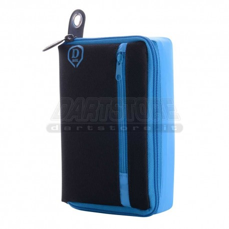 Astuccio per freccette D-Box - blu One80 Darts