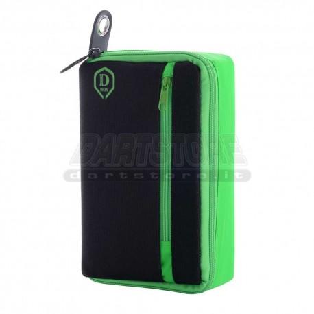 Astuccio per freccette D-Box - verde One80 Darts