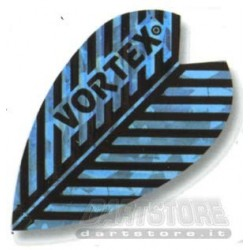 Alette per freccette Vortex - Azzurre Harrows Darts