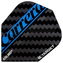 Alette per freccette Target Vision Ultra - Carrera Blu Target Darts