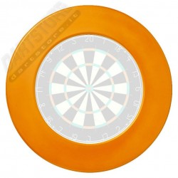 Accessori per bersagli freccette Dartboard Surround - Arancio Nodor Darts