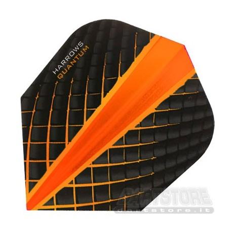 Alette per freccette Quantum - Arancio Harrows Darts