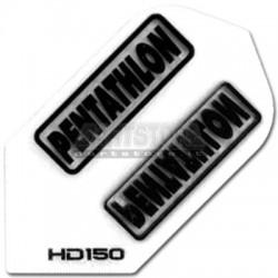 Alette per freccette PenTathlon Slim HD150 - Bianche Pentathlon