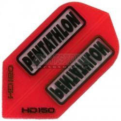 PenTathlon Slim HD150 - Rosse