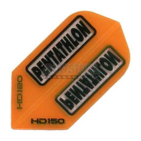 Alette per freccette PenTathlon Slim HD150 - Arancio Pentathlon