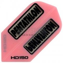 Alette per freccette PenTathlon Slim HD150 - Rosa Pentathlon