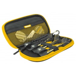 Astuccio per freccette Harrows Z400 - Giallo Harrows Darts