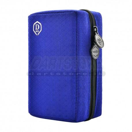Borsa per freccette Double D-Box - blu One80 Darts